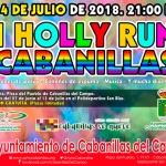 Cabanillas del Campo celebra el sábado 14, la primera Carrera de Colores