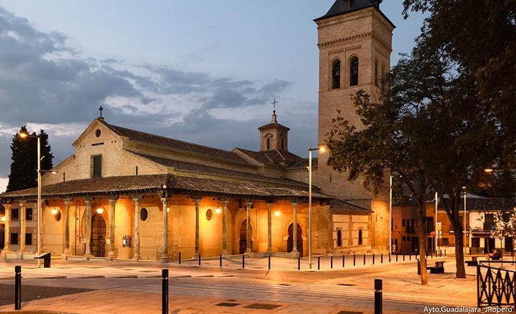 Guadalajara. Entorno de Santa María