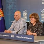 La Diputación presenta candidatura para que Guadalajara acoja en 2019 la Feria Internacional Trufforum