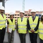 Las obras del nuevo Hospital de Guadalajara ven la luz