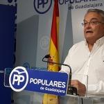 """De las Heras tacha de """"Hipocresía, traición y mentiras definen la política de Page y del PSOE en relación al trasvase Tajo-Segura"""""""