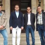 El Gobierno regional invertirá 400.000 euros en antenas para mejorar las telecomunicaciones en tres pedanías de Brihuega y en Barriopedro