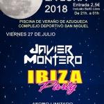 La programación de 'Viernes a la luna' y 'Titiriqueca' continúa este fin de semana en Azuqueca