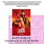La película 'Han Solo' se puede ver este fin de semana en el EJE de Azuqueca