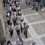 Un premio y una exposición marcan los actos de la Banda de Música de Brihuega en las últimas jornadas