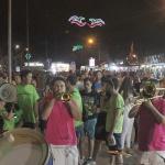 Toros, una caldereta, el desfile de despedida y una traca, pusieron el broche de oro a las fiestas de Cabanillas
