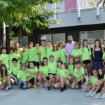 """Finaliza en Azuqueca el Campamento Juvenil Urbano con un balance """"muy positivo"""""""