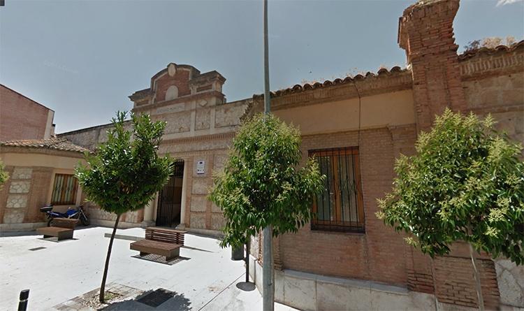 Antigua cárcel de mujeres en la calle Martín Puebla