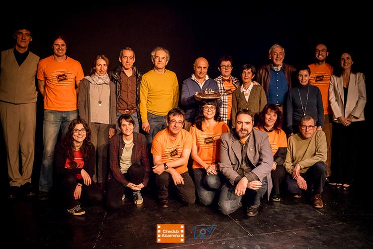 40 aniversario del Cine Club Alcarreño (Foto: Mariam Useros)
