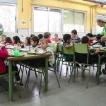 Por tercer verano consecutivo ase abren los comedores escolares beneficiando a más de 4.200 alumnos