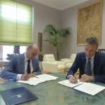 La Diputación y la UNED reafirman su colaboración con la renovación del convenio para las actividades de extensión universitaria