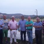 Durón inaugura su nueva piscina municipal