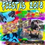 Casi 60 actos llenarán de alegría las calles de Cabanillas en las Fiestas de Julio 2018