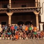 Senderismo en Fuentelencina, un nuevo reclamo turístico