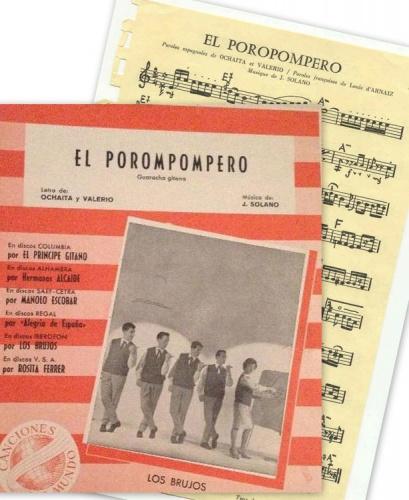 El Porompompero, el gran éxito de Manolo Escobar, y sus numerosas versiones