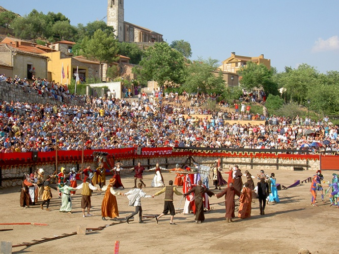Hita. Festival medieval