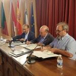 José Manuel Latre confía en que el Geoparque de Molina supere la evaluación