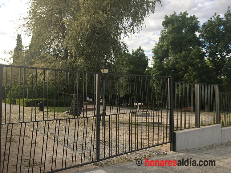 El Ayuntamiento quiere reabrir el Parque de la Fuente de la Niña en unos días