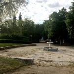 Por fin ha quedado abierto el parque de la Fuente de la Niña