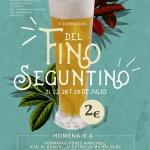 Llegan las II Jornadas del 'Fino seguntino', el cóctel de la ciudad del Doncel