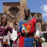 Sigüenza brilla en sus XIX Jornadas Medievales