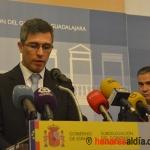 Foto-galería: Toma de posesión de Ángel Canales como nuevo Subdelegado del Gobierno (08/07/2018)