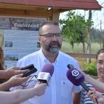 El PSOE reclama una senda peatonal y ciclista para dinamizar la finca de Castillejos