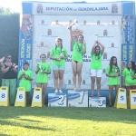 Más de 2000 nadadores han participado en el Interpueblos de Natación que finalizó en El Casar