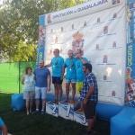 El Campeonato Interpueblos de Natación sigue su desarrollo por la provincia