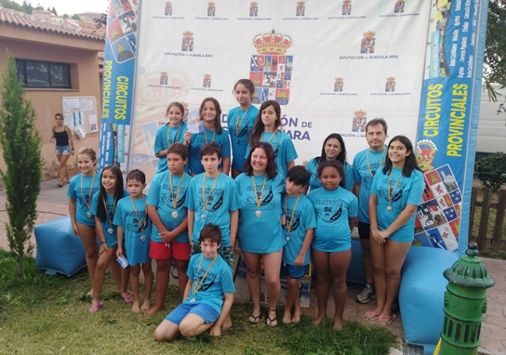 Ganadores de la competición celebrada en Atienza