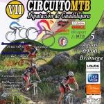 El domingo 5, VII Trofeo Jardín de la Alcarria de MTB en Brihuega