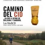 Los MediCid protagonistas de la próxima tertulia viajera Wanderlust dedicada al Camino del Cid