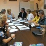 Celebrada Junta de Seguridad Local en Alovera