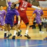Empate en Alcobendas en un partido intenso (26-26)
