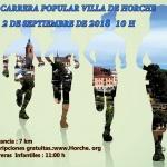 """Ya puedes inscribirte en la VII Carrera Popular """"Villa de Horche"""" del día 2 de septiembre"""