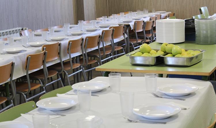 Se amplían a 2.504 las ayudas para comedor escolar en la provincia ...