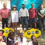 Más de 800 escolares de la provincia de Guadalajara participan en programas de educación ambiental