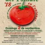Fontanar acoge este próximo domingo la cuarta fiesta del tomate