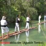 Foto galería: Peralejos de las Truchas acoge la XXIII Fiesta Ganchera del Alto Tajo