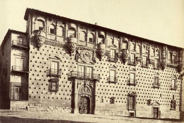 El Palacio del Infantado fue la residencia oficial de don Antonio Orfila mientras vivió en Guadalajara