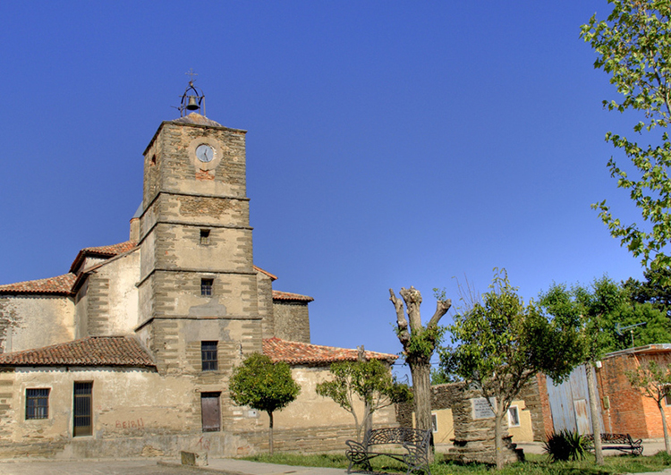 Antonio Orfila fue el creador de la nueva Hiendelaencina, desde el urbanismo de sus calles, a la nueva iglesia