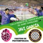 Quabit Guadalajara viaja este viernes a Bolaños de Calatrava