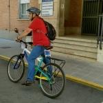 La salud va en bicicleta