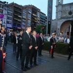 Miles de personas muestran su devoción en la Procesión de la Virgen de la Antigua