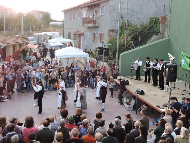 La localidad de La Toba acogió el pasado año el X Día de la Sierra. // Fotos: Asociación Serranía de Guadalajara.