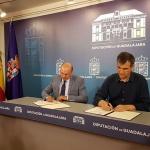 Diputación aporta 200.000 euros a Guadalajara Ciudad Europea del Deporte