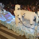 Chupichusky´s, con 'Ejército de hielo', gana el XLIII Desfile de Carrozas de Azuqueca