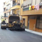 El Ayuntamiento de Brihuega asfalta diversas calles