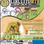El domingo 23, en Aldeanueva de Guadalajara, I Trofeo MTB Cuesta de Valdevacas