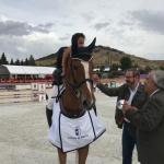 Una treintena de participantes para el gran premio del Concurso Nacional de Saltos de Guadalajara
